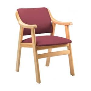 silla geriátrica MG15-2 para residencias mayores
