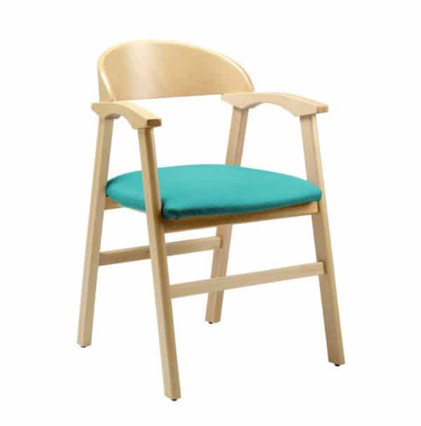 silla geriátrica MG14-01 residencias mayores