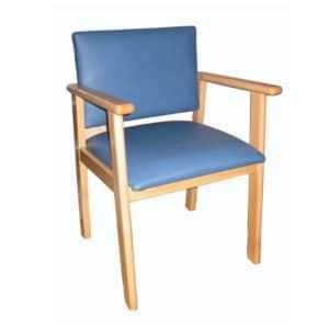 silla geriátrica MG09/1 para residencias de mayores