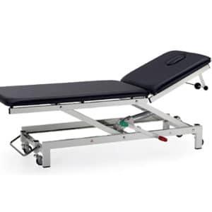 Camilla de reconocimiento de elevación hidráulica mobiliario para clínicas