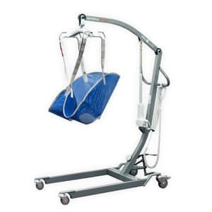 Grúa ortopédica ortopédica eléctrica de movilización 130kg arnés incluido