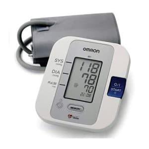 Tensiómetro de brazo a pilas con pantalla digital