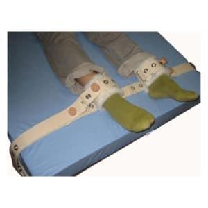 Cinturón de sujeción de pies magnético