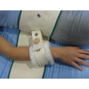 Cinturones de sujeción para muñecas para sillas, sillones y camas