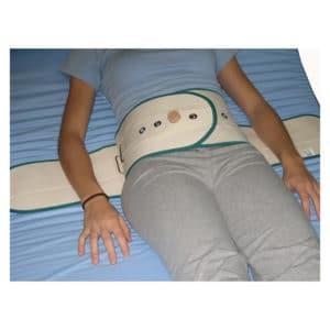 Cinturón de cama magnético