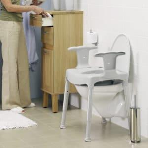 Elevador de asiento inodoro