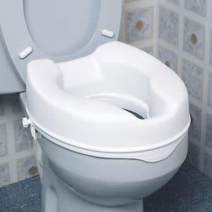 Elevador WC universal con tapa económico