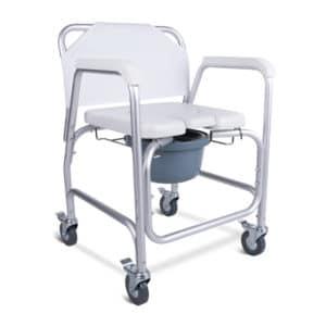 silla de baño ducha de aluminio con ruedas-01