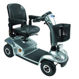 Scooter eléctrico personas dependientes LEO-08
