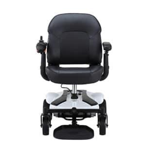 silla de ruedas eléctrica compacta