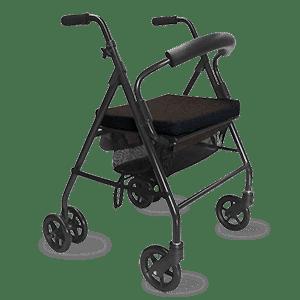 Andador para personas mayores ancianos