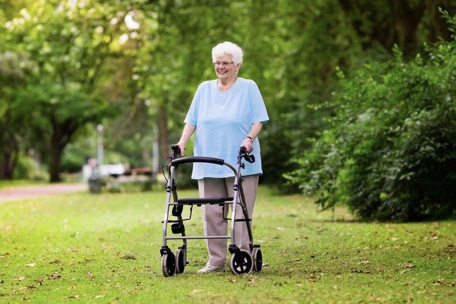 andadores para mayores