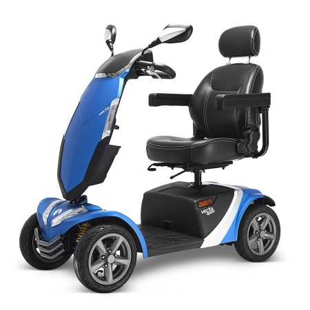 Scooter altas prestaciones Vecta Sport para personas de movilidad reducida