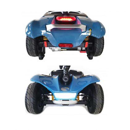 Scooter con suspensión y batería 35Ah-02