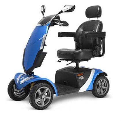 Scooters eléctricos personas dependientes o mayores