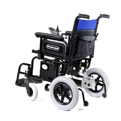Silla eléctrica Power Chair ruedas macizas