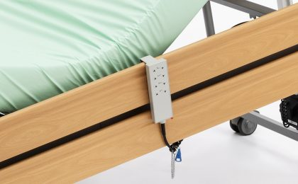 Cama alzheimer mobiliario geriátrico residencias mayores personas dependientes